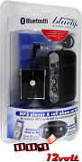 Scosche Bck Bluelife Wireless System For Ipod, Mp3 - Universal Bluetooth Car Kit