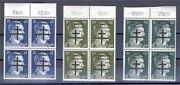 French Occupation Of Germany 1945 3 Different Blocks O4