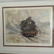 John Kelly Beijing Express From China Suite Signed Fine Art Lithograph