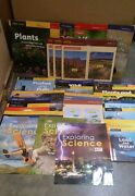 National Geographic Science 1-2 Big Ideas Vocab Cards Write About And More Set