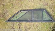 1984 Marathon Window With Glass Screen And Frame Works For Port Or Stbd