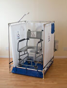 Ada Approved Portable Wheelchair Shower Stall For Handicapped 10-year Warranty