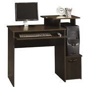 Student Computer Desk W Keyboard Tray Home Office Space-saver Small Furniture