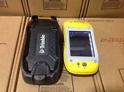 Trimble Geoxt Geo Explorer Ce 46475-30 With Support Module 48502-00