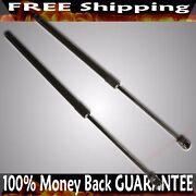Rear Hood Lift Supports Shocks Gas Spring Fit 02-05 Jeep Grand Cherokee 2wd 4wd