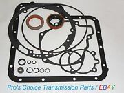 Completeexternal Seal Reseal Kit---fits All 1966-1996 Ford C6 Transmissions