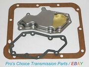 Oil Filter Service Kit-with Duraprene Gasket--fits C4 Transmissions 1970 To 1981