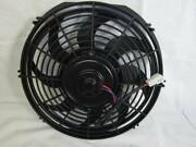 Ford Mustang Aluminum Radiator Fan Shroud And 2-12 Electric Fans-16h X 24 1/4w