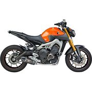 Yoshimura Exhaust Systems Yamaha Fz-09 14-15 Typer77 Stainless/stainless/carbon