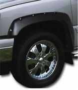 Stampede 8422-5 Pair Of Front And Rear Ruff Riderz Fender Flares For Ford F150