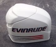 1999 Evinrude Omc Ficht Outboard 200 Hp Top Cowl Hood Assembly 31 X 18 1/2