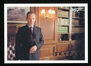 Skyfall 2013 James Bond Autographs And Relics Gold 109 013/100