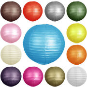 Paper Lanterns Lamp Shades Party Wedding Dinner Reception Decorations Accessory