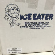 Power House Ice Eater Brand P750 3/4hp 115v 25and039 Cord New In Box Auth. Dealer