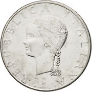 [77869] Italy 100 Lire 1979 Rome Au55-58 Stainless Steel Km106