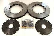 Ap Racing 390mm Front Jhook Replacement Rotors For Nissan Skyline 2011+ R35 Gtr