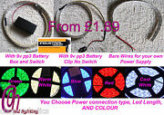 Led Strip Lights 5050 Kits For All Cars Look Great In Footwells And Sills