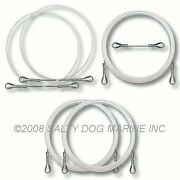 Hobie Cat 16 Wire Rigging Set White 1971 To 1994 - Save 10 359411