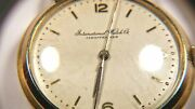 Watch 18k Gold Rare Big-size 36.5 Early Fancy Lugs Cal 89 1945-50s