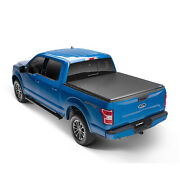 Lund 969365 Hard Fold Truck Tonneau Cover For 2015-2018 Ford F-150 6.5 Ft Bed