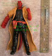 2008 Hellboy Stretch Armstrong Prototype Rubber Toy Rarest Hellboy Collectible