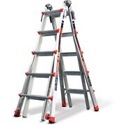 Little Giant 12022 22and039 Type 1a Revolution Xe Multi-use Ladder