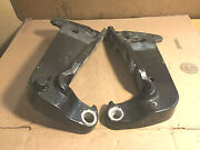 2002 Mercury Outboard 150hp Optimax Side Transom Clamp Bracket 3426-828334-c