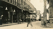 Vintage St Augustine Fl Cigar Sign Union Bikes Artistic Early Old Florida Photo