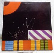 Roger Waters Pink Floyd Signed Autographed Album D
