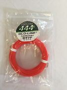 Cortland 444sl Dt7f Glo-line Floating Double Fly Line Msrp 62.00