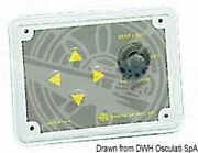 Osculati Spare Panel For Mega-xenon Electrically Operated Light Basis 24v