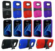 New Tpu Hybrid Case Covers Accessories Wholesale Lots Samsung Galaxy Smart Phone