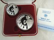 Israel 2000 Biblical Art Series Joseph And His Brothers Bu+pr Silver Coins