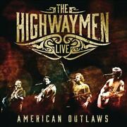 The Highwaymen Country - Live American Outlaws [cd/blu-ray] [slipcase] New Cd