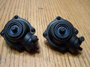 2 Traxxas 4907 T-maxx 3.3 Front Rear Sealed Differential Diff Ring And Pinion Gear