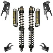 Rock Krawler 4.5 Front Remote Reservoir Coil Over Upgrade For And03907-and03918 Jeep Jk