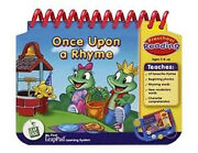 New Leapfrog My First Leappadandreg Leap Pad Book Once Upon A Rhyme