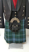 Scottish Ambulance 8 Yard Wool Made In Scotland Kilt Only Andpound349 All Sizes 4 Andpound249