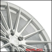 20 Avant Garde Ag M615 Silver Concave Wheels Rims Fits Ford Mustang Gt Gt500