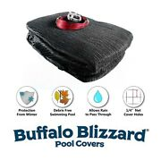Buffalo Blizzard 21' Round Above Ground Swimming Pool Leaf Net Cover - 4 Yr Wty