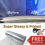 Ultimate Paint Protection Film Roll Clear Bra Wrap Diy Ultra Glossy Roll Sheet