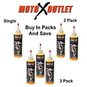 Ride On Motorcycle Tire Protection Tube Slime Tubeless Sealant And Balancer