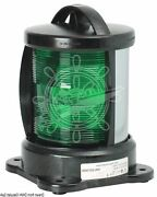 Dhr 112.5 Degrees Right Green Navigation Light With Base For Hulls 24v 25w