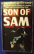 Son Of Sam A Futura Book By Schaap Dick Paperback Book The Cheap Fast Free