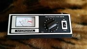 Vintage Micronta 21-525b Field Strength Tester And Swr Cb Meter