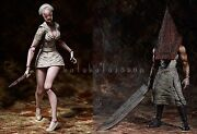 Figma Silent Hill 2 Bubble Head Nurse / Red Pyramid Thing From Japan Action