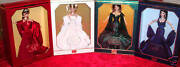 Lot 4 Royal Jewel Barbie Collection Queen Of Sapphires