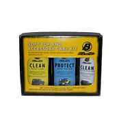Bestop 11215-00 Cleaner And Protectant Pack
