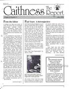 Caithness The Report Paperweights Caithness Glass Newsletter Vol. 15 No. 3