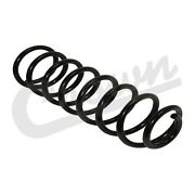 Crown Automotive 52088129 Front Left Or Right Coil Spring For 97-06 Wrangler Tj